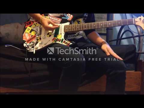 5SOS- Jet Black Heart (Guitar cover)