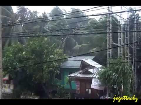 Bagyong Yolanda sa Maasin City
