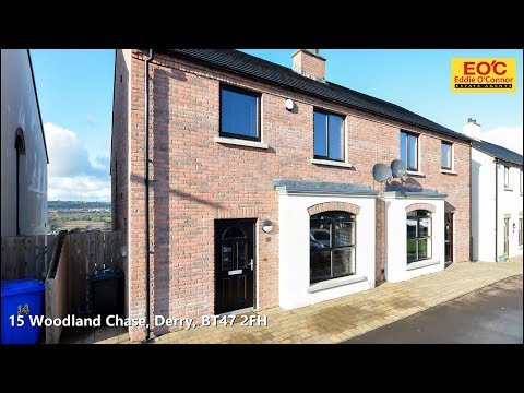 15 Woodland Chase, Derry, BT47 2FH