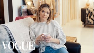 73 Questions With Monica Church | Vogue