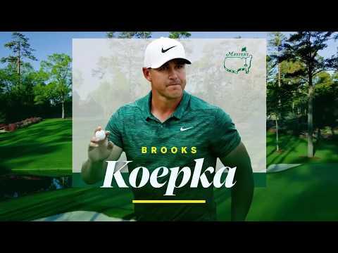 Brooks Koepka's Second Round in Three Minutes