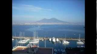 Gulf of Naples & Mount Vesuvius