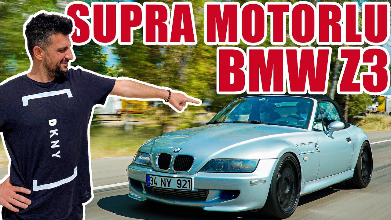 Supra Motorlu 600 Beygirlik BMW Z3