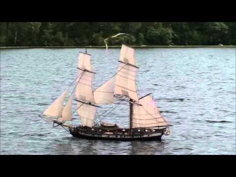 Brig Syren  R/C Sailing
