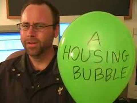 Housing Bubbles don't pop; they deflate slowly