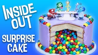 INSIDE OUT SURPRISE CAKE - NERDY NUMMIES thumbnail