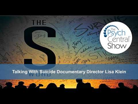 Talking with Suicide Documentary Director Lisa Klein