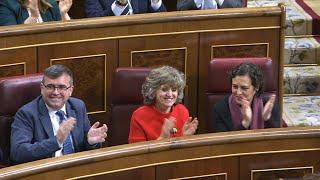 El Congreso da luz verde a tramitar la ley de eutanasia del PSOE