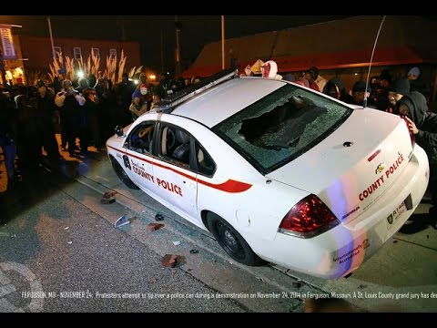 LIVE: Ferguson coverage after grand jury decision to not indict Ferguson Ofc. Darren Wilson