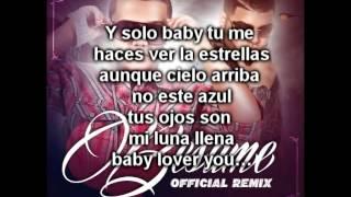"Besame (Remix) - Xavi ""The Destroyer"" Ft Farruko (Letra)"
