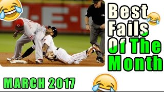 Best Fails Of The Month | March 2017