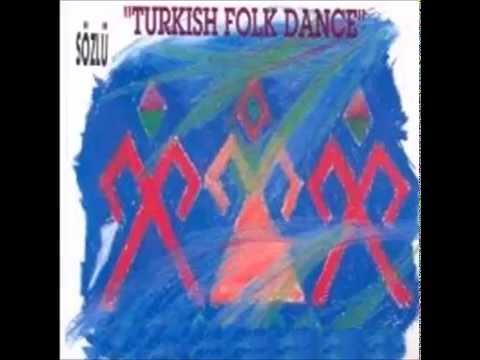 Turkish Folk Dance -  Çayırda Buldum Seni  [Official Audio Güvercin Müzik ©]