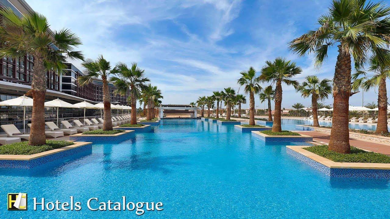 Marriott Hotel Al Forsan Abu Dhabi Hotel Tour 5 Star Hotel In Abu Dhabi Youtube