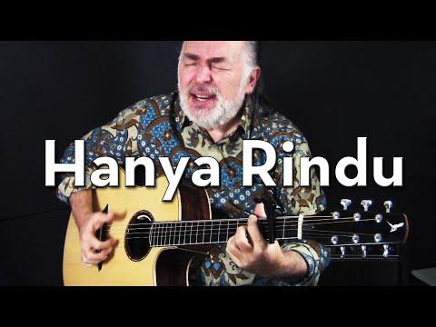 Andmesh Kamaleng – Hanya Rindu (ENGLISH VERSION) – fingerstyle guitar/vocals cover