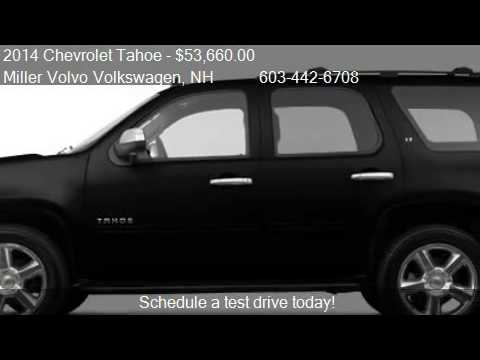2014 chevrolet tahoe lt for sale in lebanon nh 03766 at mil