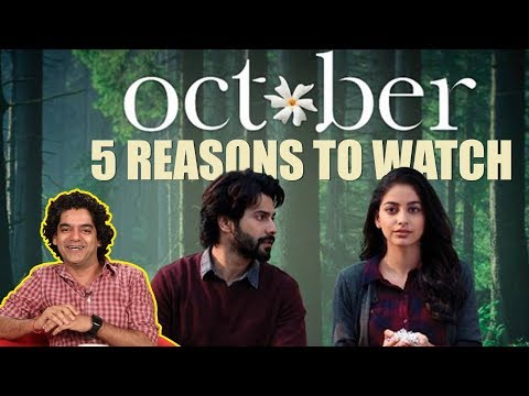 October | 5 Reasons To Watch with Mayank Shekhar