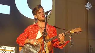 Kaleo - I Can't Go On without You (2018 Lollapalooza, Santiago, Chile)