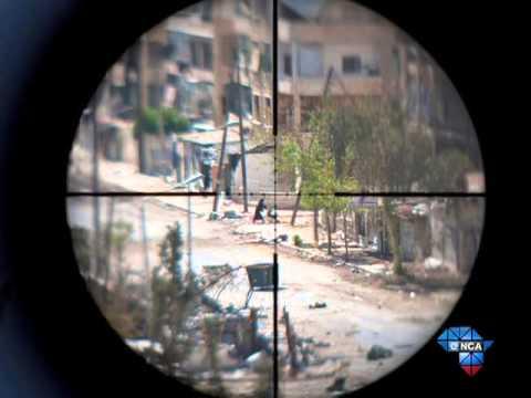SA sniper's shot may have entered record books