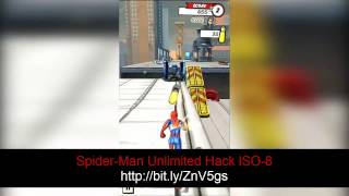 Spider Man Hack Energy and ISO 8