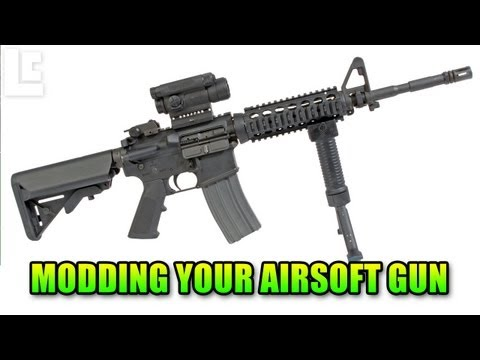 Airsoft - What Gun Attachments To Get First? (Airsoft Insight Interactive Gameplay/Commentary)
