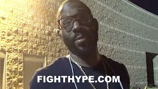BRYANT JENNINGS RECALLS FIGHT WITH UFC HEAVYWEIGHT CHAMP; REACTS TO HIM CALLING OUT ANTHONY JOSHUA