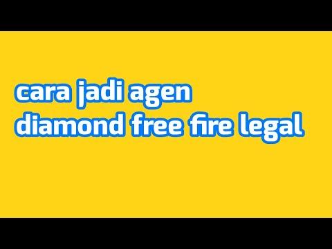 Cara Jadi Agen Diamond Free Fire Legal Youtube