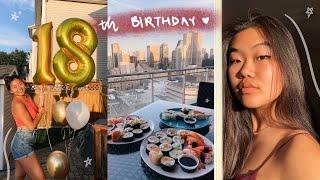 18th birthday vlog ✨ | Allie C. YouTube Videos