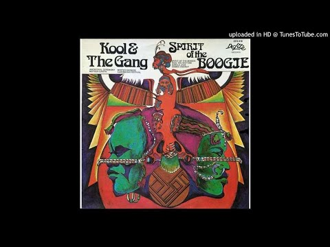 Kool and the Gang - The Spirit of the Boogie [Full Album]