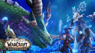 Winter Queen Births Ysera Cinematic - Full Story & Cutscenes [World of Warcraft: Shadowlands Lore]