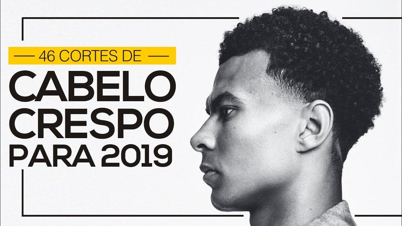 Cortes De Cabelo Masculino Crespo Para 2019 Para Todos Os