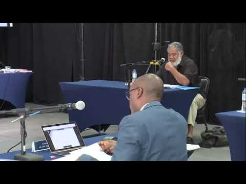 Part II: Commission of Inquiry into Historic Losses of Land, Jan 15 2021