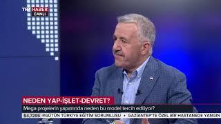 TRT Haber Özel Röportaj - 17.06.2018 - Ulaştırma Denizcilik ve Haberleşme Bakanı