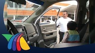 Papá olvida a hijo en camioneta bajo el Sol | Noticias de Zacatecas