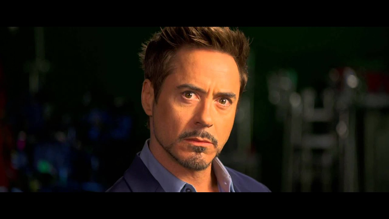 how to get tony stark facial hair and look like iron man