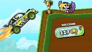 Hill Climb Racing 2 - VIP Hill Climb Event GamePlay
