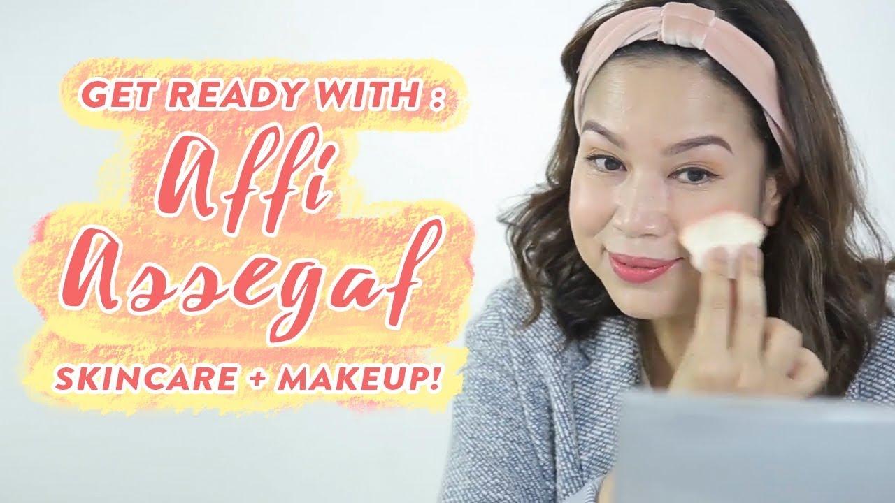 e094cac09e9 Get Ready With Affi Assegaf| Skincare + Makeup - YouTube