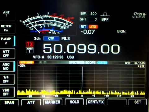 4O3A Montenegro + VE3EN - 6m Sporadic Es (6/10/2012)