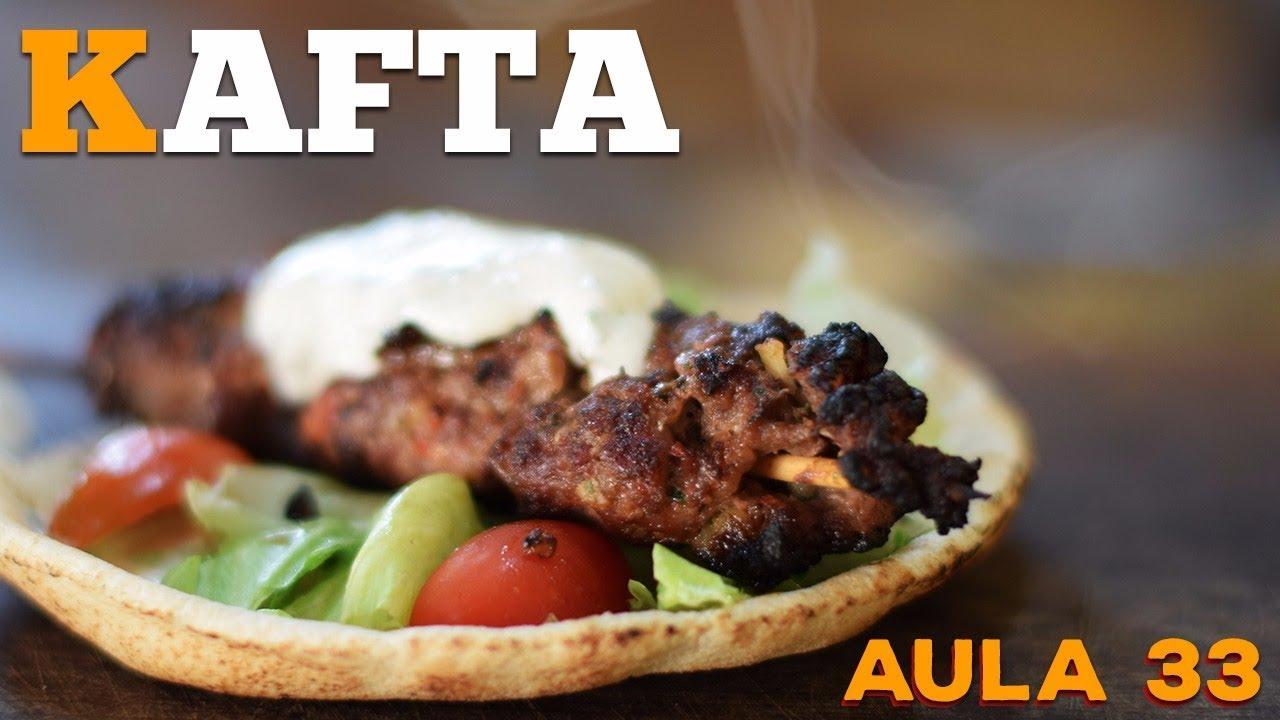 Kafta (Receita de Kafta de Cordeiro) / Cansei de ser Chef