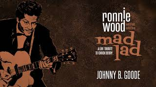 Ronnie Wood with his Wild Five - Johnny B. Goode ( Audio)