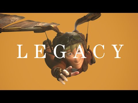 Legacy - Animated Short Film - Savannah College of Art and Design