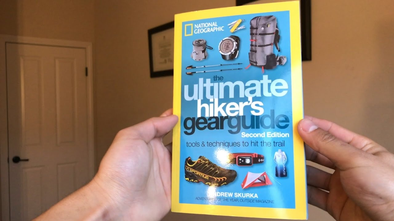The ultimate hiker's gear guide book – softcover   colorado's wild.