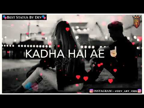 aadat- -khaab- -ninja- -akhil- -remix-whatsapp-status- -new-punjabi-song-status-2019- -lyrical-video