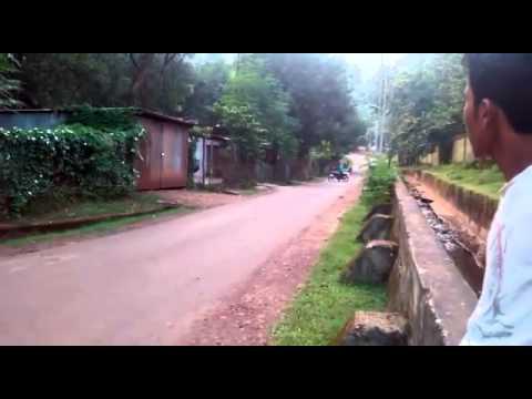 sagar bike stunt kirandul