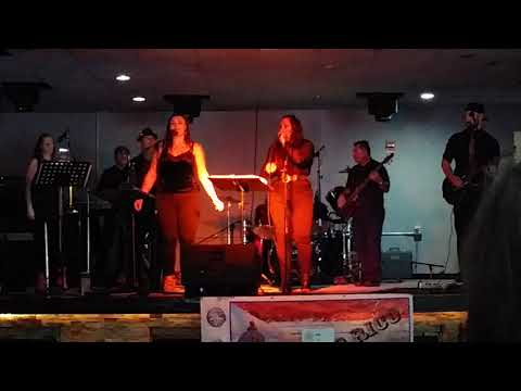 Legacy Band Colorado Springs - Crystal Blue Persuasion (cover) - The Playing Field Oct. 7, 2017
