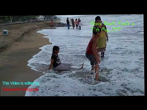 Cherai Beach on 27th May, 2017