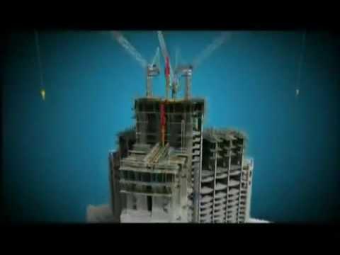 la del edificio mas alto del mundo en minutos burj khalifa dubai