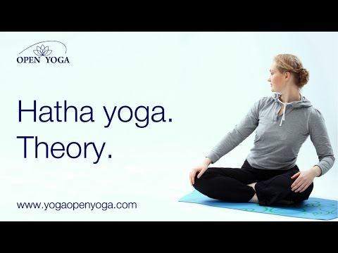 Hatha yoga - Introductory theory lesson