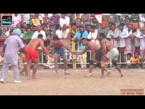 BAGOWAL (Balachaur) Kabaddi Tournament || 12th OCT-2014 || HD || Part 2nd.