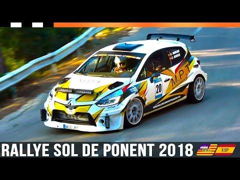 Rally Sol de Ponent 2018 [1080p50] PURE SOUND