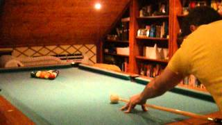 Aprender a jugar al billar-basico